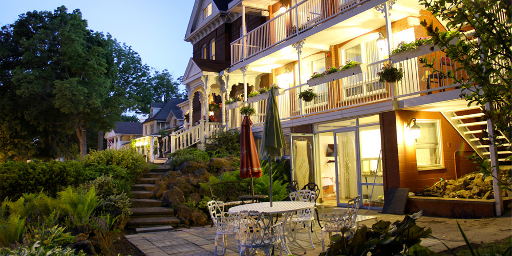 $99 and Up for a Bed and Breakfast Stay in Niagara
