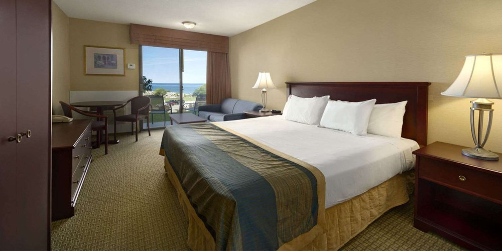 $89 and Up for a One-Night Stay with Breakfast for Two