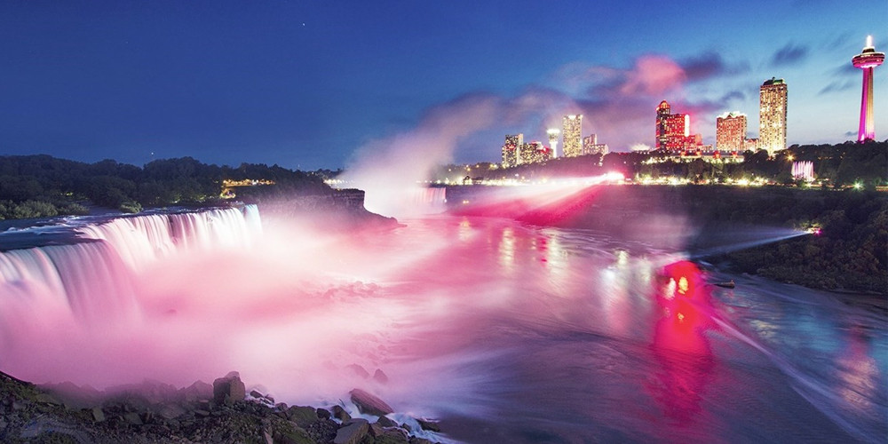 $79 and Up for a One-Night Stay at Sheraton on the Falls Hotel